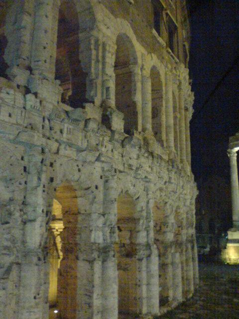 Il Teatro Marcello