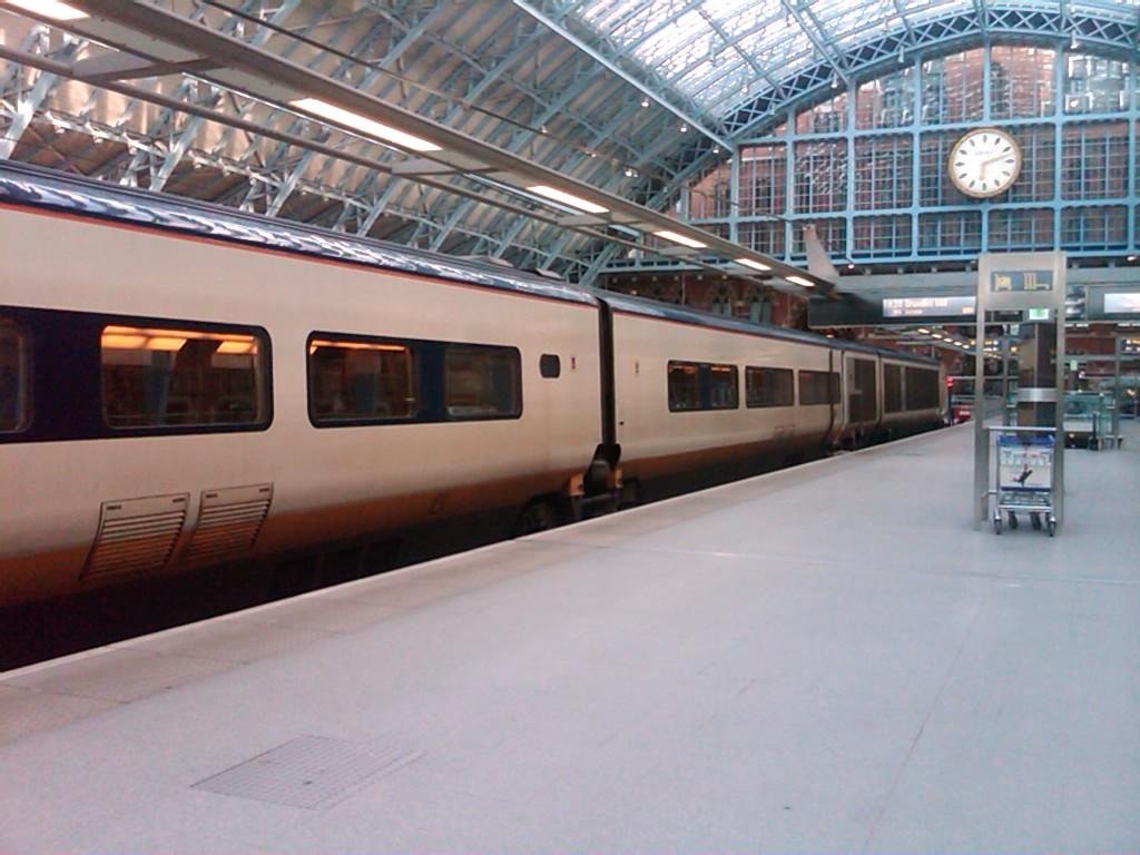 Eurostar Carriages