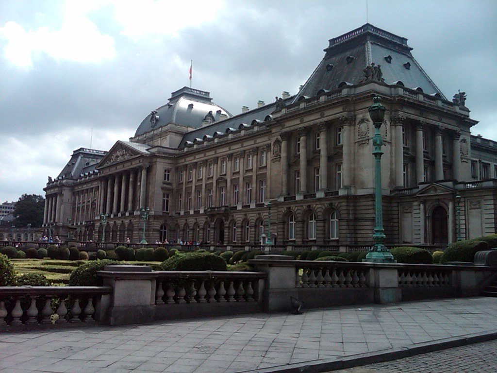 The Palace in Brussels