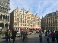 Brussels Grand Place Thumbnail